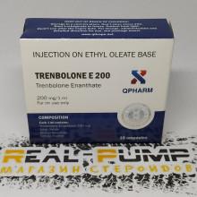 Trenbolone E200 (Qpharm)