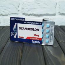 Оксандролон + Прима