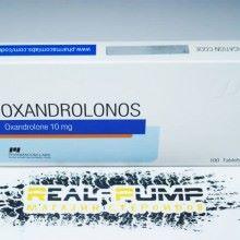 Oxandrolonos (PharmaCom)